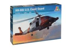 Italeri 1/48 HH-60J Coast Guard Rescue Chopper image