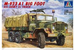 Italeri 1/35 M923 A1 Bigfoot image