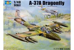 Trumpeter 1/48 A-37A Dragonfly image