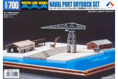 Tamiya 1/700 Port Dry Dock Set image