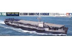 Tamiya 1/700 U.S Escort Carrier CVE-9 Bogue image