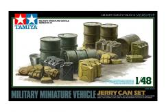 Tamiya 1/48 Jerry Can Set image