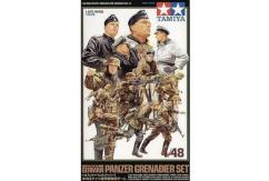 Tamiya 1/48 German Panzer Grenadier Set image