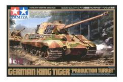 "Tamiya 1/48 King Tiger ""Production Turret"" image"