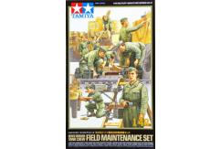 Tamiya 1/48 German Field Maintenance Set image