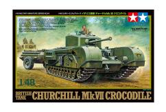 Tamiya 1/48 Churchill Mk.VII Crocodile image