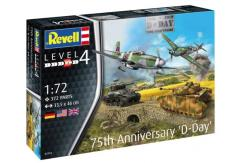 Revell 1/72 Gift Set D-Day 75th Anniversary image