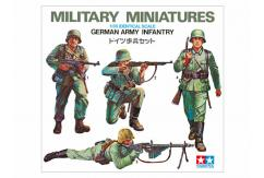 Tamiya 1/35 German Infantry image