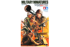 Tamiya 1/35 US Gun and Mortar Team image