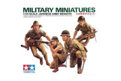 Tamiya 1/35 Japanese Infantry (Band Of Brothers) image