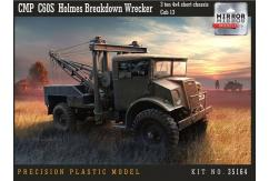 Mirror Models 1/35 CMP C60S Holmes Breakdown Wrecker image