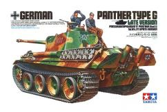 Tamiya 1/35 Panther Type G Late Version image