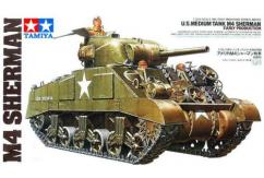 Tamiya 1/35 U.S M4 Sherman Early image