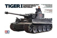 Tamiya 1/35 Tiger I Early Version image