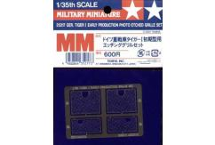 Tamiya 1/35 Photo Etched Grille Set image