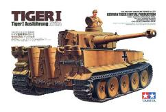 Tamiya 1/35 Tiger I Initial Production image