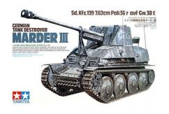 Tamiya 1/35 German Tank Destroyer Marder III image