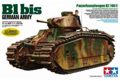 Tamiya 1/35 B1 Bis German Army image