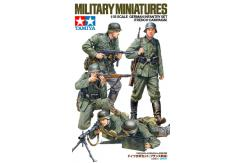 Tamiya 1/35 German Infantry French Campaign image