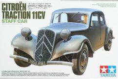 Tamiya 1/35 Citroen Traction 11CV image