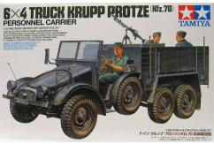 Tamiya 1/35 6x4 Krupp Person Carrier image