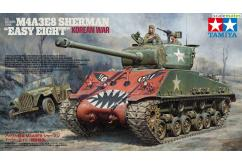 Tamiya 1/35 M4A3E8 Sherman 'Easy Eight' Korean War image