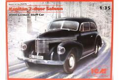 ICM 1/35 Kapitan 2-Door Saloon Staff Car image