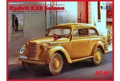 ICM 1/35 Kadett K38 Saloon Staff Car image
