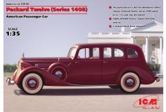 ICM 1/35 Packard 12 Series 1408 US Leaders Car image