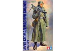 Tamiya 1/16 German Machine Gunner image