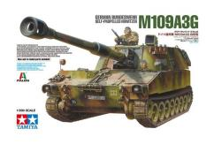 Tamiya 1/35 M109A3G Self Propelled Howitzer image