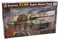Trumpeter 1/35 German E-100 Super Heavy Tank image