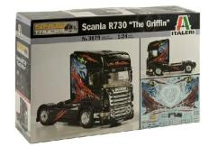 "Italeri 1/24 Scania R730 ""The Griffin"" image"