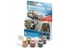 Revell Weathering Set - 6 Pigments image