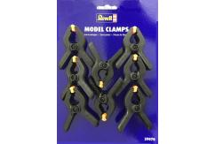 Revell Model Clamp Set - 8 Pcs image