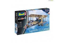 Revell 1/48 British Legends - Sopwith Camel image