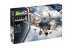 Revell 1/48 British Legends - British S.E. image