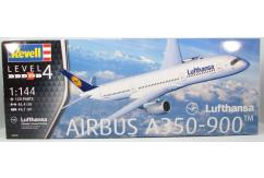 Revell 1/144 Airbus A350-900 Lufthansa image