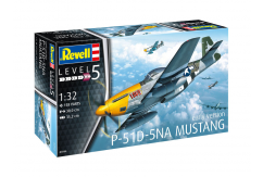 Revell 1/32 P51D-5NA Mustang - Early Version image
