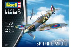 Revell 1/72 Spitfire MK.IIa image