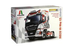 "Italeri 1/24 Iveco Hi-Way E.5 ""Abarth"" image"
