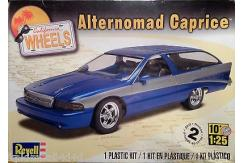 Revell 1/25 Alter Nomad Caprice image