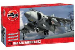 Airfix 1/72 Bae Sea Harrier FA2 image