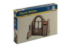 Italeri 1/35 Church Window image