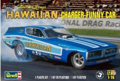 Revell 1/16 Charger Funny Car - Roland Leong's Hawaiian image