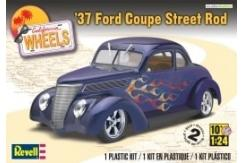 Revell 1/25 1937 Ford Coupe Street Rod image