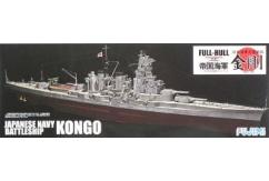 Fujimi 1/700 Japanese Battleship Kongo Full Hull Version image