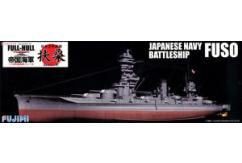 Fujimi 1/700 Japanese Battleship Fuso Full Hull Version image