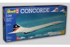 Revell 1/144 Concorde image