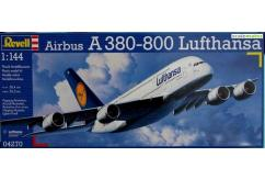 Revell 1/144 Airbus A380 'Lufthansa' image